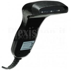 Lettore di Codici a Barre CCD 80mm USB Retail Box Nero