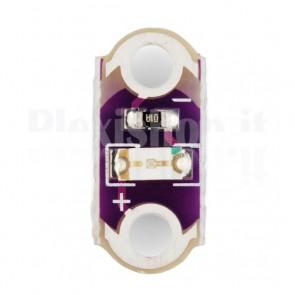 LilyPad LED - Arancio