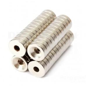 Magnete Neodimio - Dischetto Ø 10x4 mm