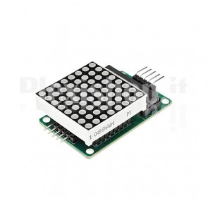 Modulo Led Array 8x8