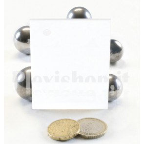 1mq Sfridi Prima Scelta - Plexiglass bianco 190 3mm