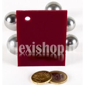 1mq Sfridi Prima Scelta - Plexiglass  rosso 391 3mm
