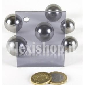 1mq Sfridi Prima Scelta - Plexiglass fumè 818 3mm
