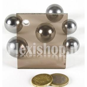1mq Sfridi Prima Scelta - Plexiglass marrone 912 3mm