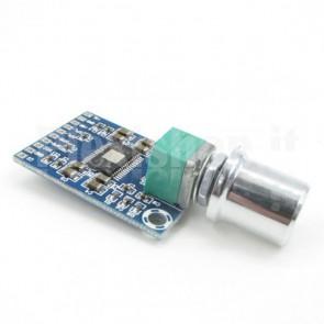 Micro amplificatore stereo XH-M564, 50+50W