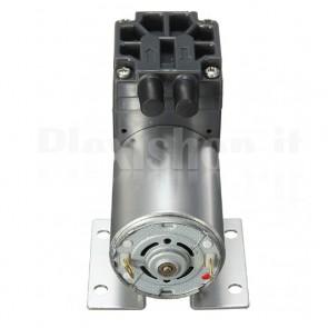 Micro pompa elettrica con motorino DC, 12V
