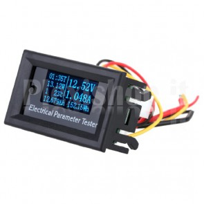 Misuratore di energia multifunzione 7 in 1 con display OLED