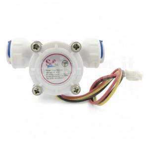 Misuratore di Flusso per Liquidi YF-S301 10mm