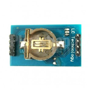 Modulo con real time clock, sensore di temperatura digitale e memoria EEPROM