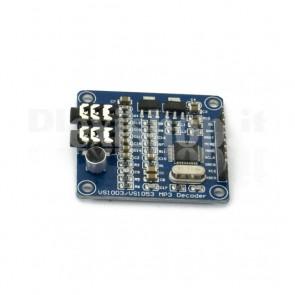 Modulo Decodificatore MP3