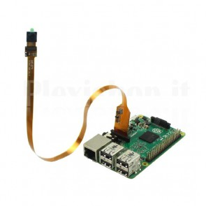 Modulo fotocamera spy 5Mp per Raspberry Pi 3
