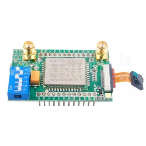 Modulo GPRS WI-FI A20 con antenna e camera