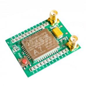 Modulo GPS GPRS GSM A7 con 2 antenne SMA
