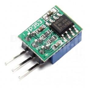Modulo oscillatore regolabile con NE555, uscita ad onda quadra, da 0.5Hz a 70Hz