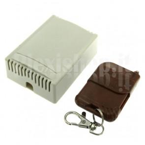 Modulo Relay Wireless a 2 canali + telecomando, 10A