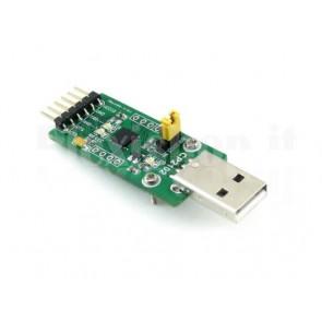 Modulo convertitore CP2102-GM da USB a UART CP2102-GM