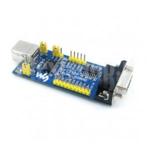 Modulo Waveshare FT232 EVAL BOARD, da USB typeB a UART