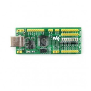 Modulo Waveshare FT245 EVAL BOARD, USB typeB ad interfaccia FIFO