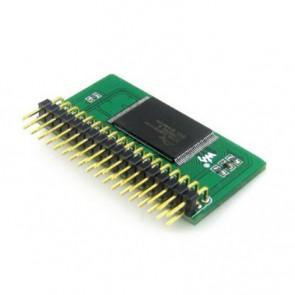Modulo di memoria Waveshare NorFlash (128Mbit)