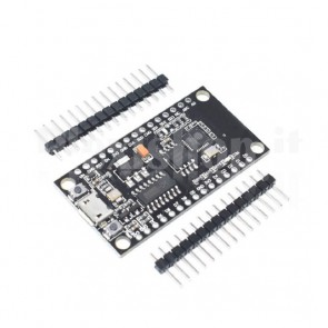 Modulo Wi-Fi NodeMCU ESP8266 + CH340G + 32MB