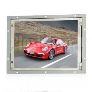 """Monitor LCD LED 8.4"""" da incasso ad alta risoluzione HDMI, VGA, AV, BNC - Monitor Arcade - Monitor Retropie - Monitor Raspberry"""