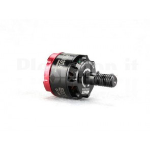 Brushless motor Emax RS1306 for multi-rotor racing quadcopters.