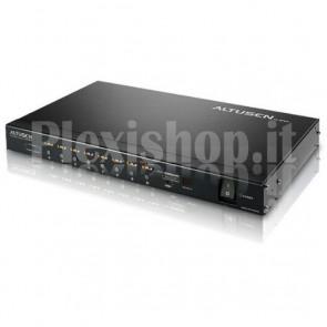 Multipresa Rack PDU 1U 8 Porte C13 con Commutazione, PN0108G