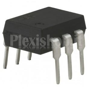 Fotoaccoppiatore MOC3023 con uscita di tipo triac