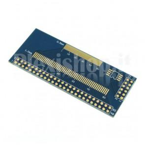 PCB adattatore per display LCD da SMD a DIP