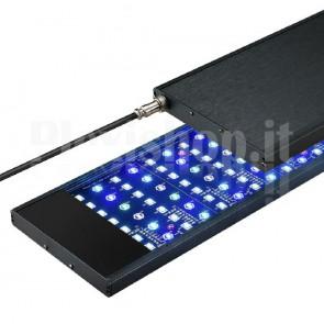 Plafoniera LICAH LDP-300 speciale per acquari a doppia illuminazione 6500K + 445 e 630nm