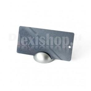 Plexiglass Metallizzato - Antracite 4090