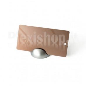 Plexiglass Metallizzato - Marrone 4285