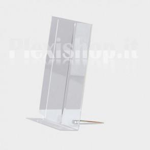 Portadepliant con Fisso Desk A5 (148 × 210 mm)