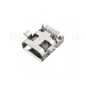 Presa Micro USB 8P SMD