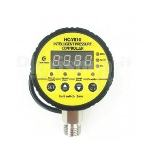 Pressostato digitale per aria HC-Y810, M20