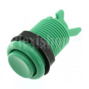 Pulsante tondo di colore verde, 33mm 3A