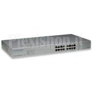 Switch Fast Ethernet PoE da rack 16 porte, Classe 2, Endspan