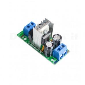 Regolatore di tensione AC-DC a 12V , LM7812