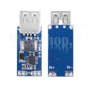 Regolatore di tensione DC-DC USB, 12-24V 3A