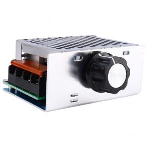 Regolatore di velocità per motori 220VAC e Dimmer, potenza 4000W