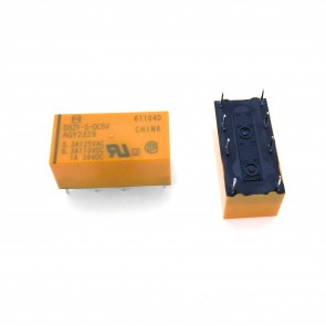 Relay subminiatura DPDT DS2Y-S-DC5V