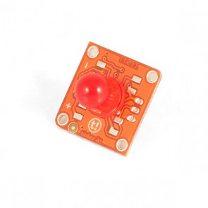 TinkerKit Red Led [10mm]
