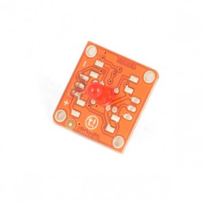 TinkerKit Led [Red, 5mm]