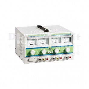 Alimentatore Variabile Digitale 0-30V/0-3A x 2