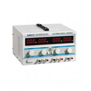 Alimentatore Variabile Digitale 0-30V/0-5A x 2