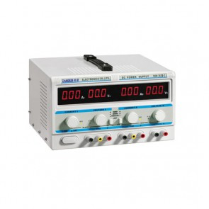 Alimentatore Variabile Digitale 0-30V/0-10A x 2