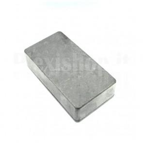Scatola alluminio pedaliera 112x61x31