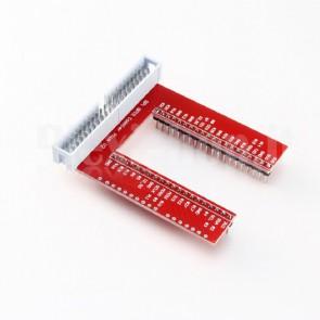 Scheda di espansione GPIO per Raspberry Pi, rosso