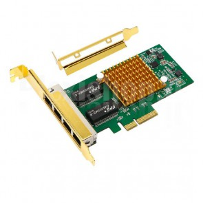 Scheda di rete Intel i350 Gigabit 4 porte