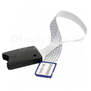 SD card extender con flat FFC, 25cm